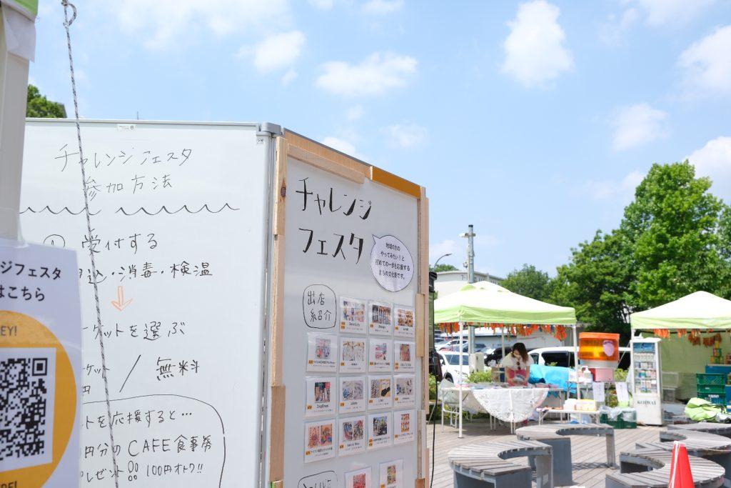 <7/18>駅前チャレンジフェスタ開催と出店者募集のお知らせ